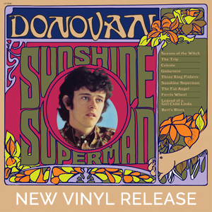 Sunshine Superman vinyl
