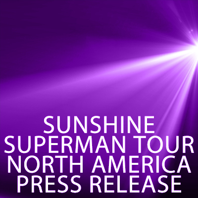 concerts north america press release