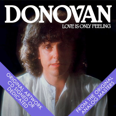 Donovan Official Website