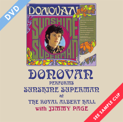 Donovan at The Royal Albert Hall TEASER square