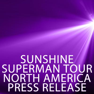 concerts north america press release