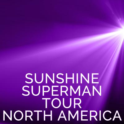 concerts north america