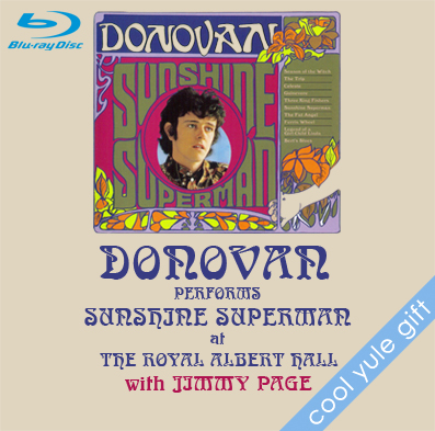 Donovan at The Royal Albert Hall UNSIGNED BLU-RAY square