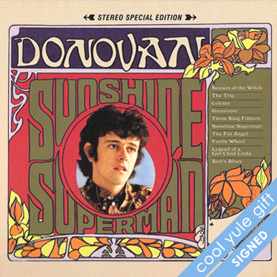 Sunshine Superman Special Edition 2 SIGNED