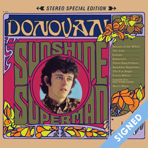 Sunshine Superman stereo special edition