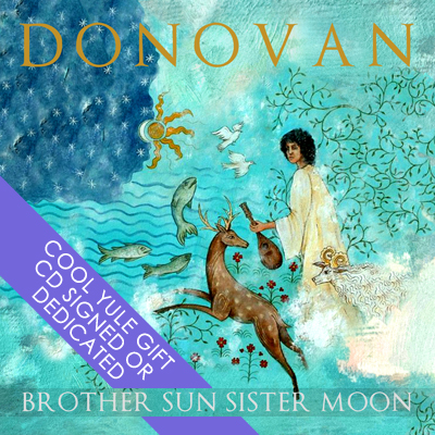 Cool Yule Brother Sun Sister Moon CD